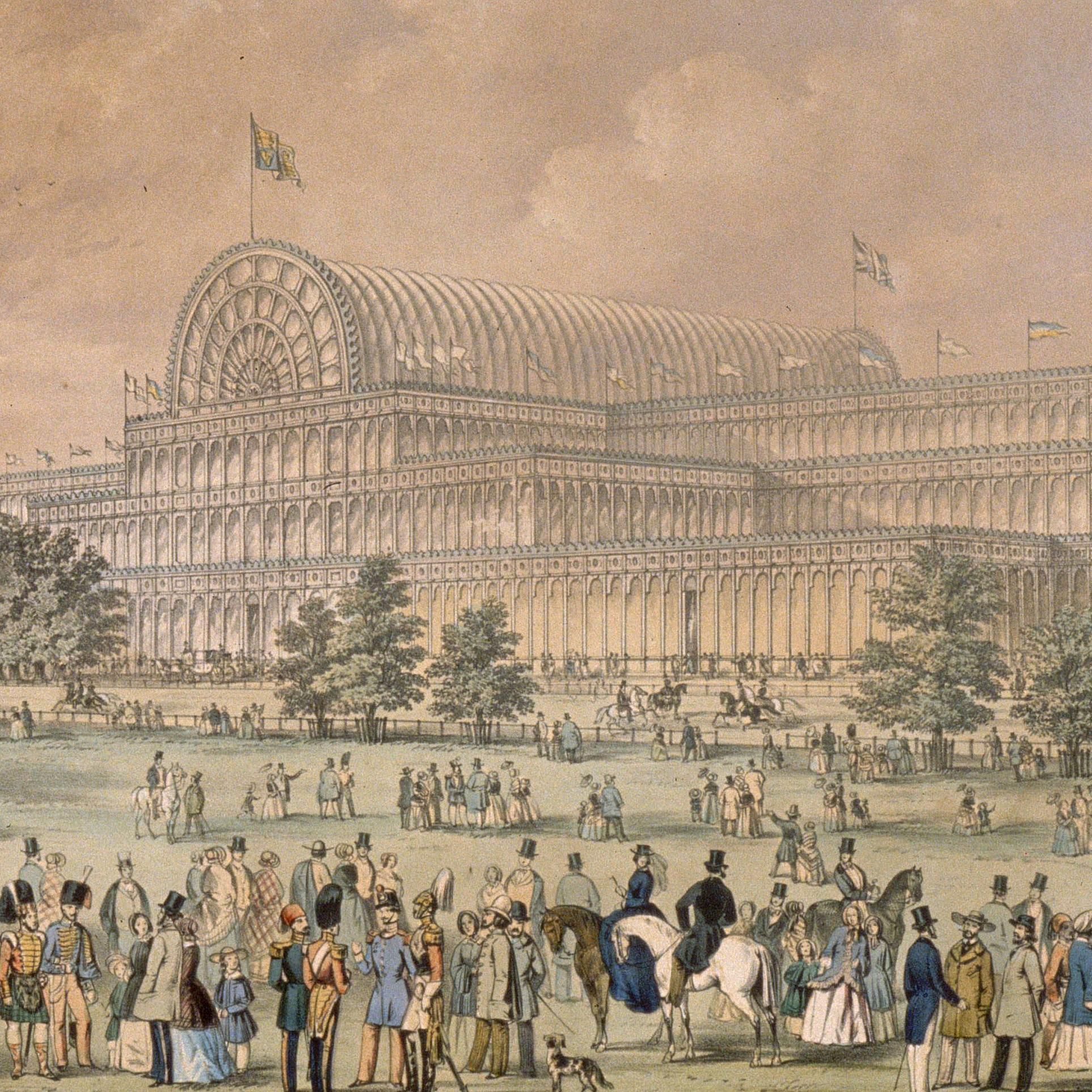 Britain's Great Exhibition of 1851