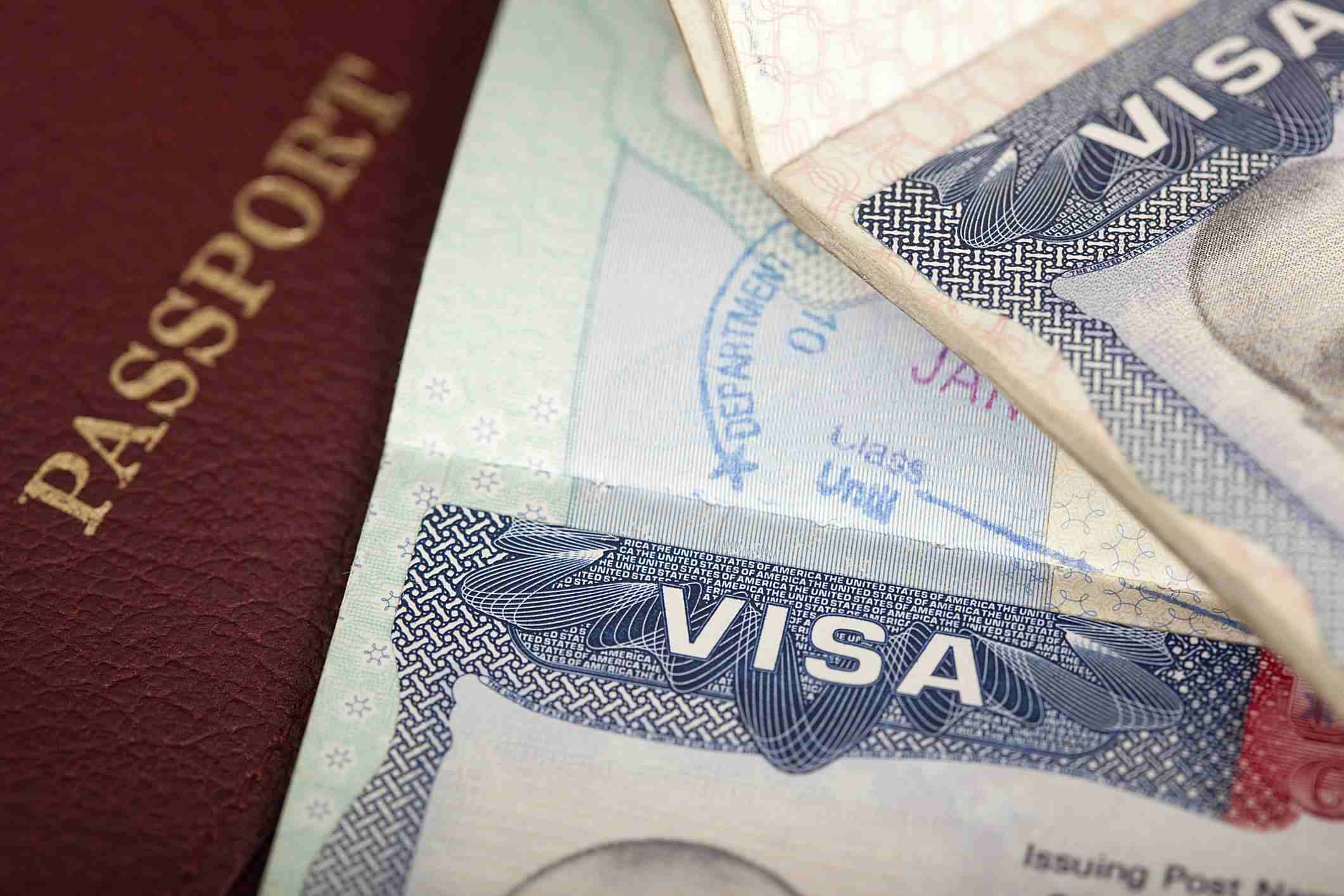 Quiénes necesitn visa de turista
