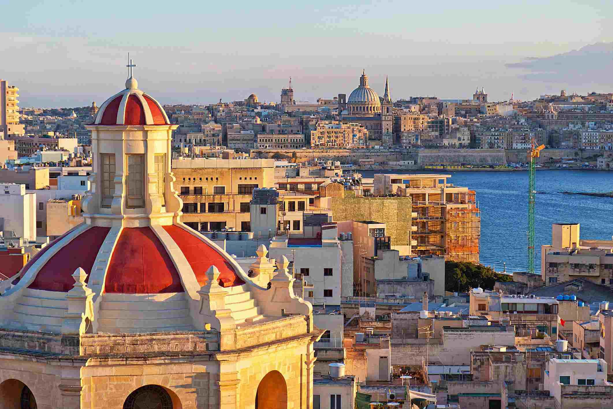 La isla de Malta brinda importantes ventajas a los residentes por inversión