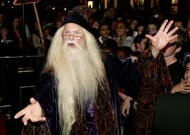 Gandalf from Harry Potter