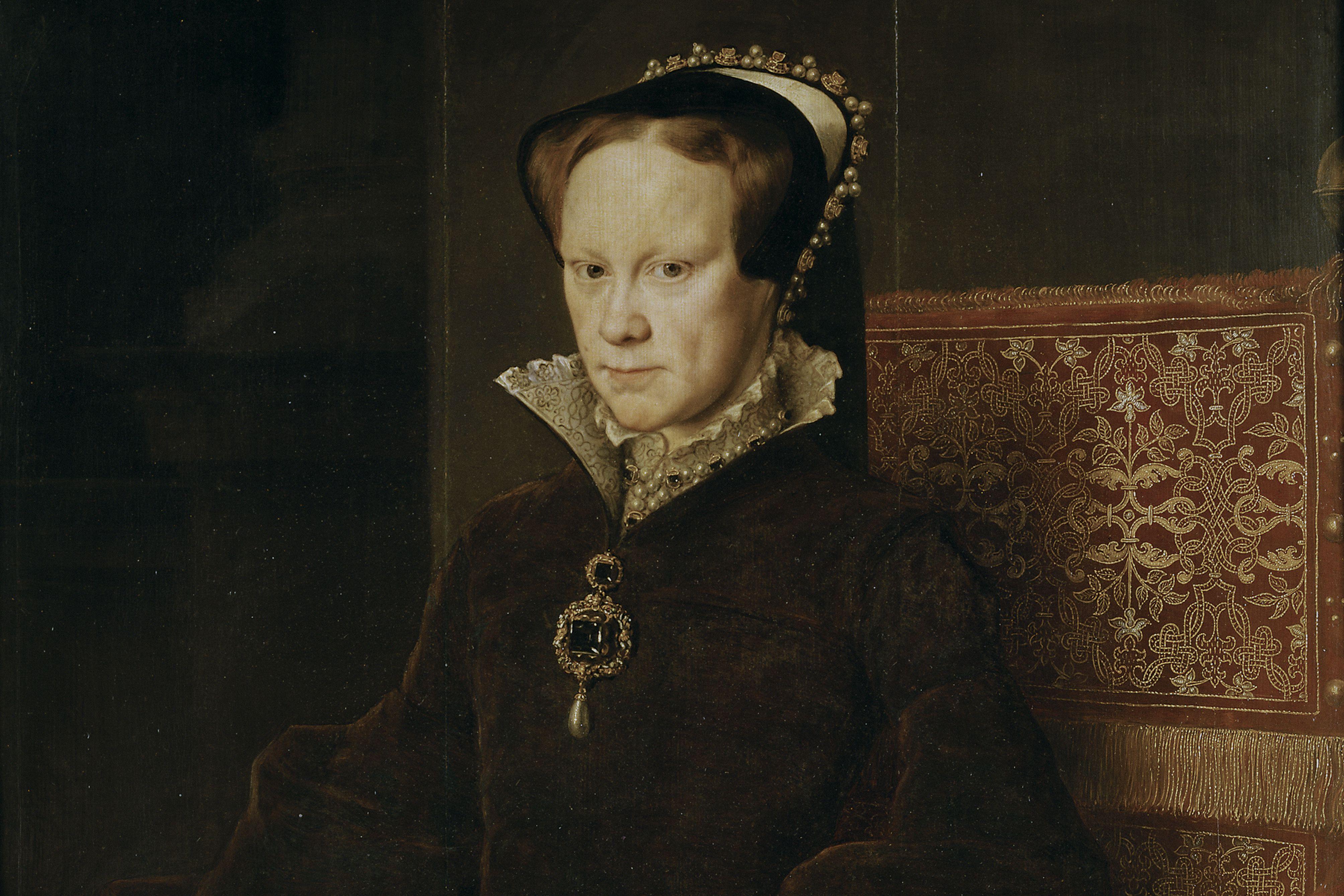 Mary I of England, painting