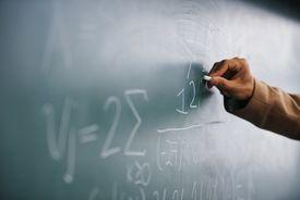 Working on Math Equation