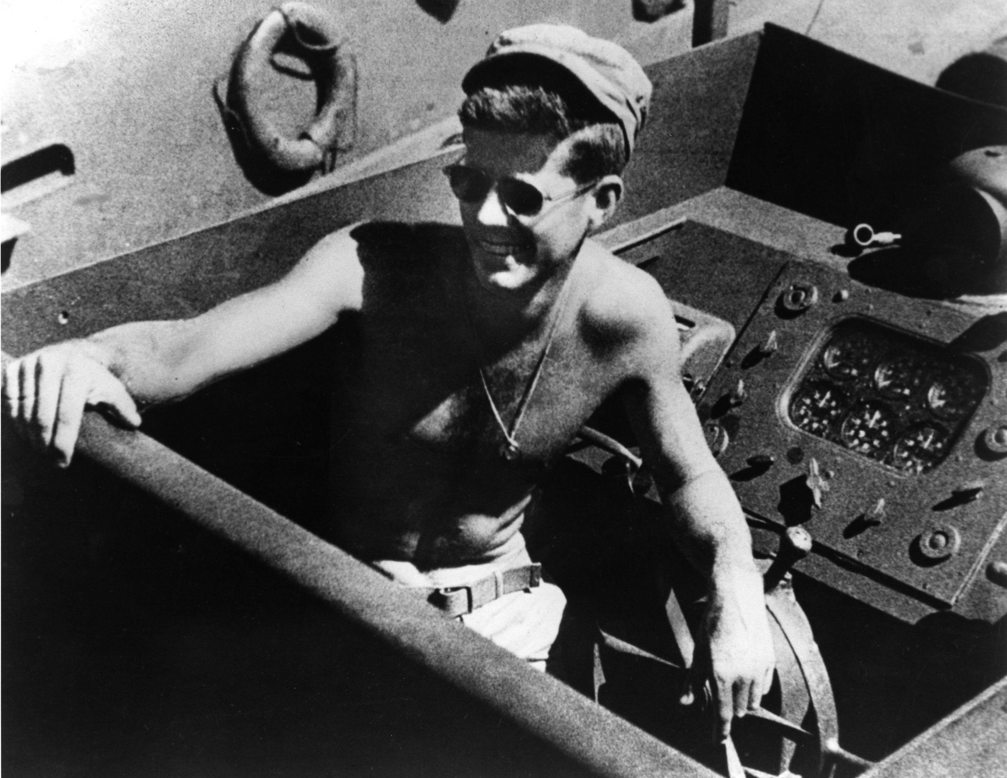 Lieutenant Kennedy