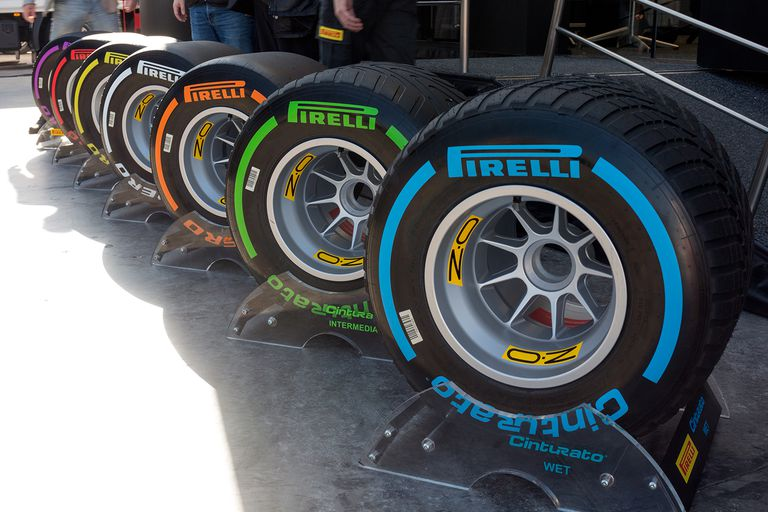 Pirelli P Zero Nero All Season Tire