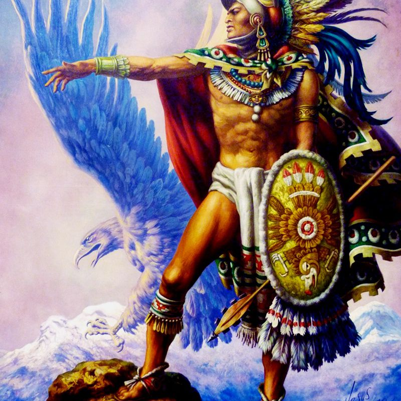 Cuauhtemoc Last Emperor Of The Aztecs