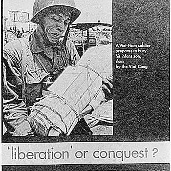 Vietnam War Pictures: Life During the War