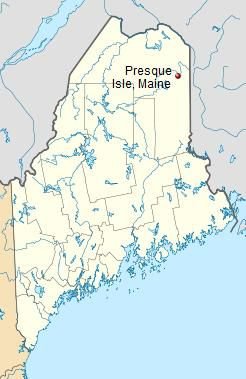 Umpi Campus Map.University Of Maine Presque Isle Admissions Scores
