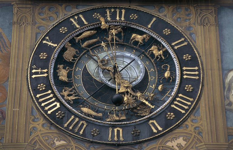 Learn The Signs Of The Zodiac In German