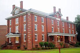 Fort Valley State University, Huntington Hall
