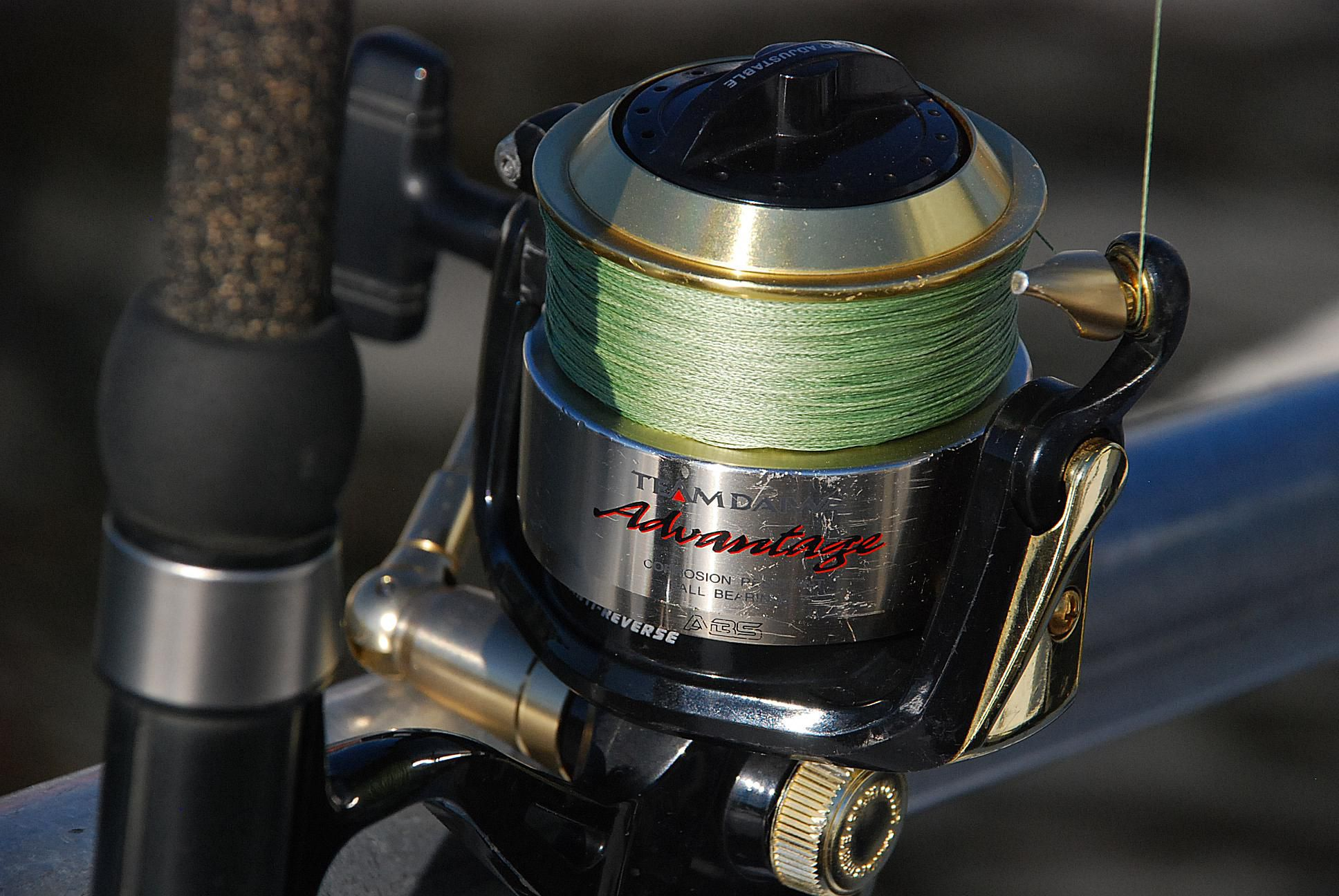 Spinning reel maintenance made easy for Fishing reel grease