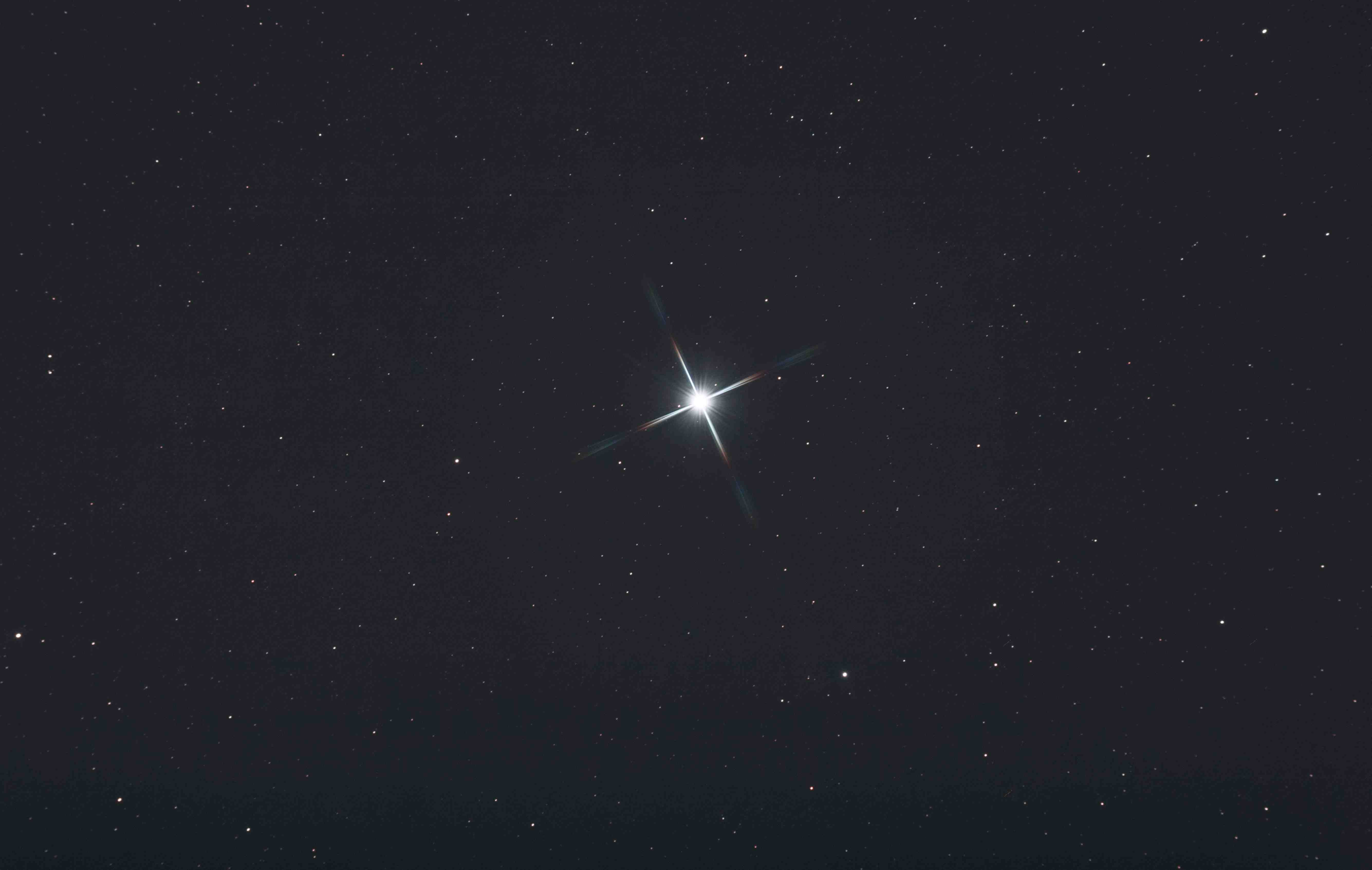 Vega is the brightest star of the constellation Lyra.