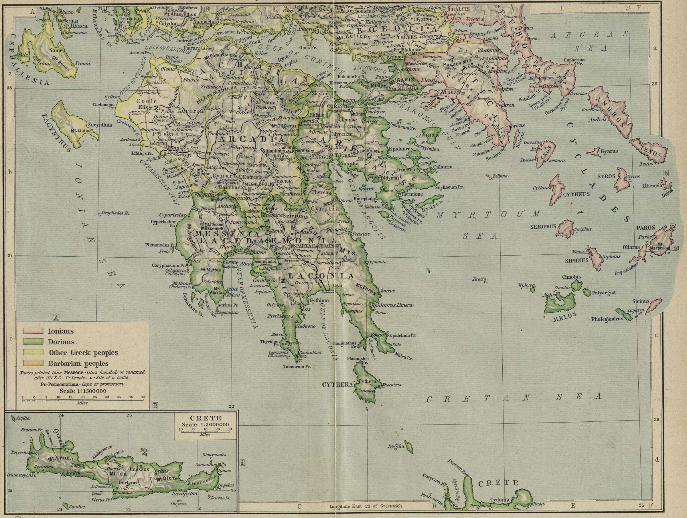 A group of maps of the ancient superpower of greece gumiabroncs Gallery