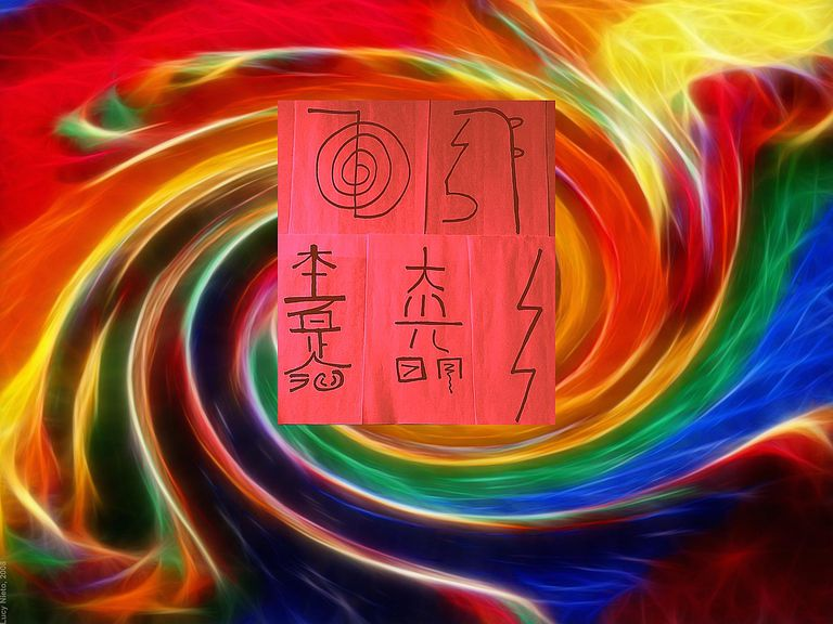 5 Traditional Usui Reiki Symbols And Their Meanings