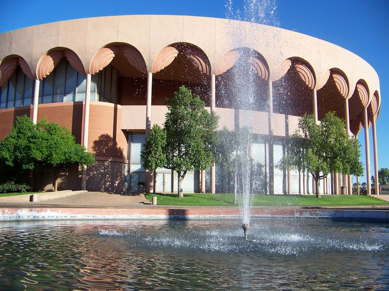 The ASU Gammage