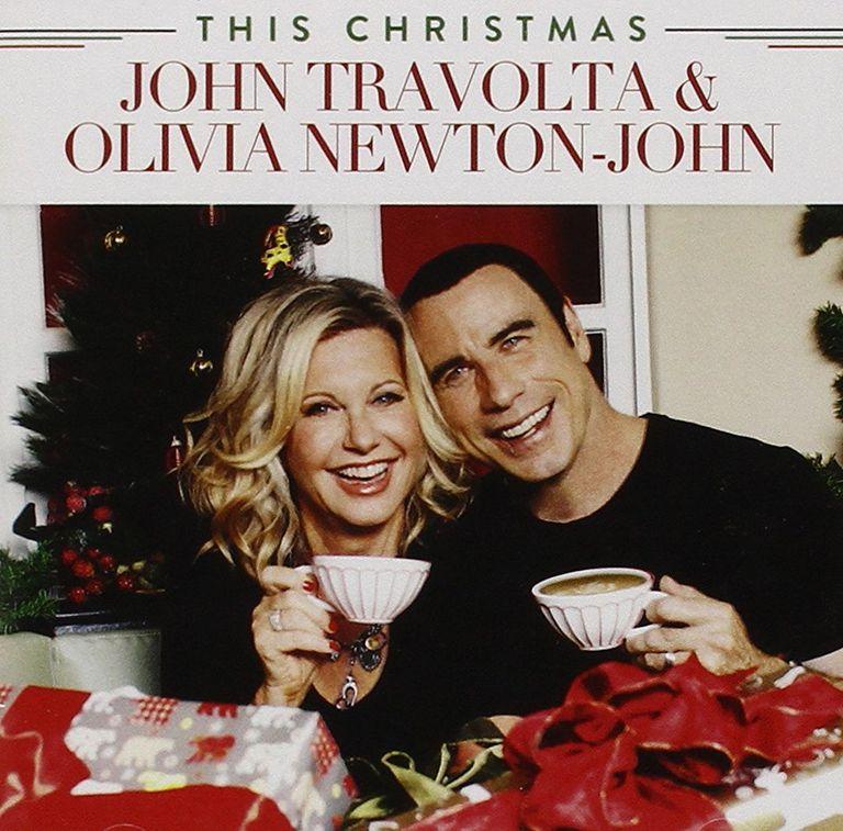 john travolta and olivia newton john this christmas