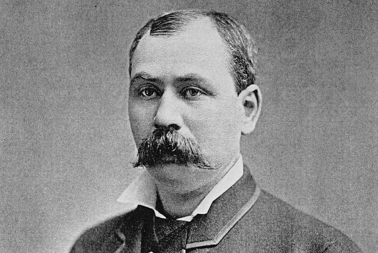 Photograph of New York Detective Thomas Byrnes