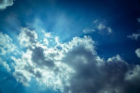 D Fu Tong Zhao /EyeEm/Getty Images Cloudy sky with patches of blue