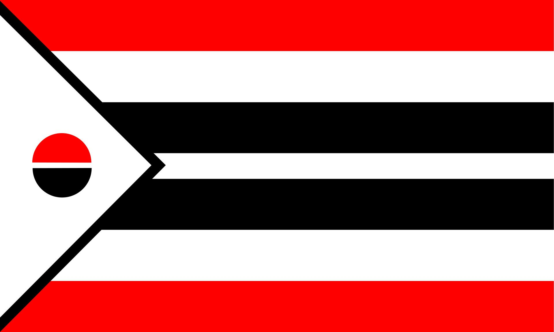 Flag of the Arapaho Nation