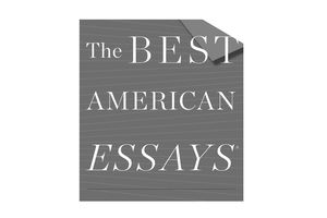 Essayist Robert Atwan has served as series editor of The Best American Essays since its inception in 1986