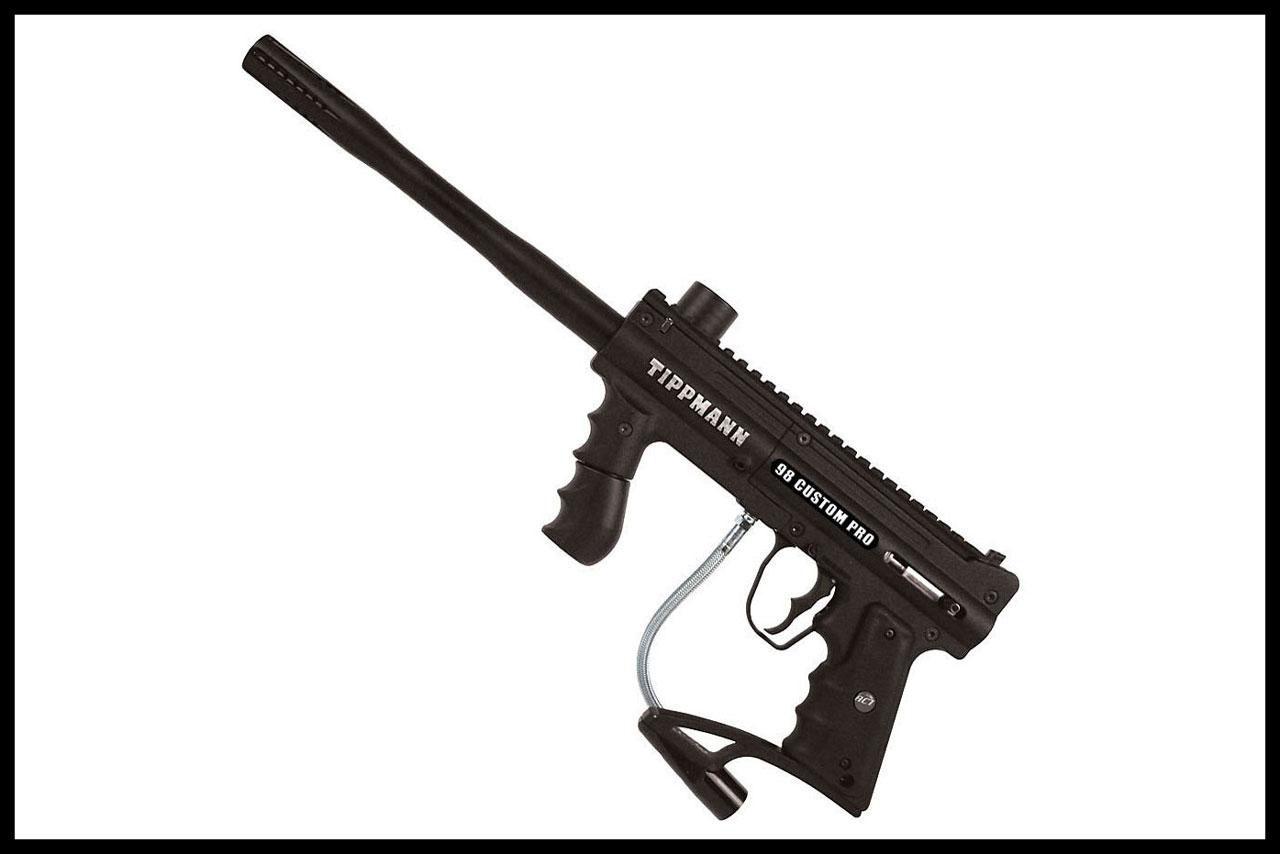 Paintball Gun Custom Tippmann Drawing 98 Pro Platinum Series Act Diagram Best Guns For Under 1280x854
