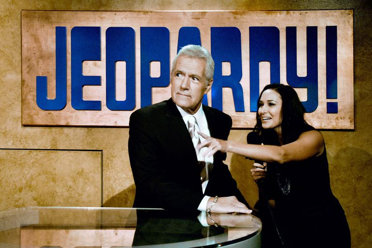 A scene from Jeopardy