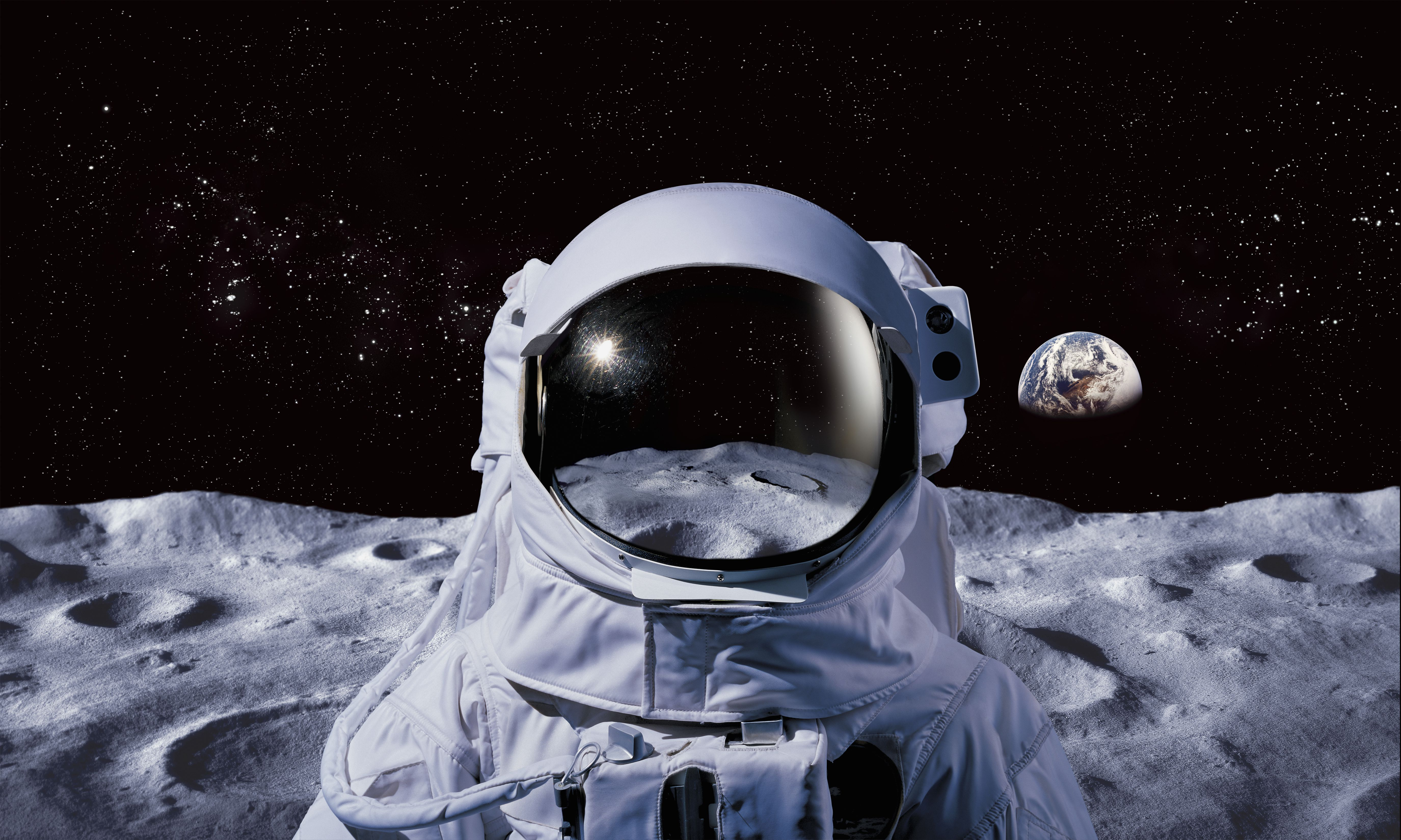You could survive a couple of minutes in space without a spacesuit.