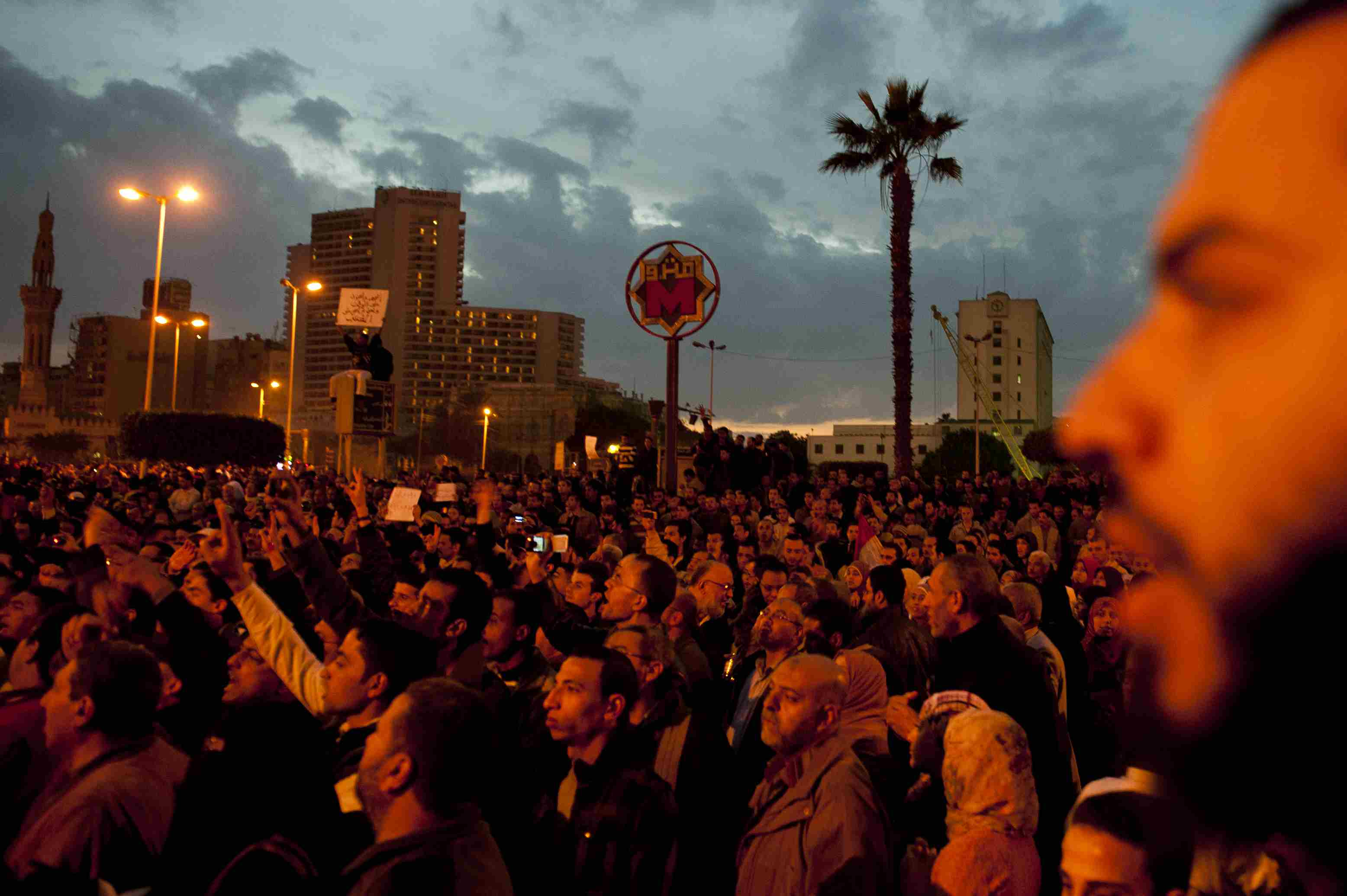 how did social media affect the arab spring