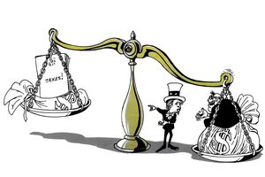 Economic balance
