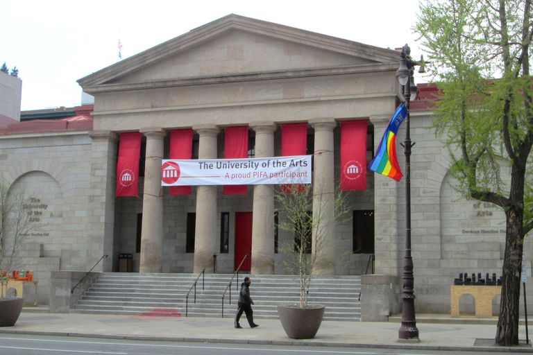 The University of the Arts in Philadelphia