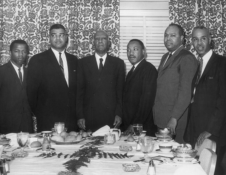 "The ""Big Six"" Civil Rights Leaders"