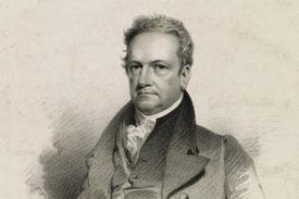 Portrait of DeWitt Clinton