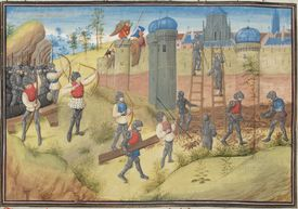 The Siege of Jerusalem, 1099