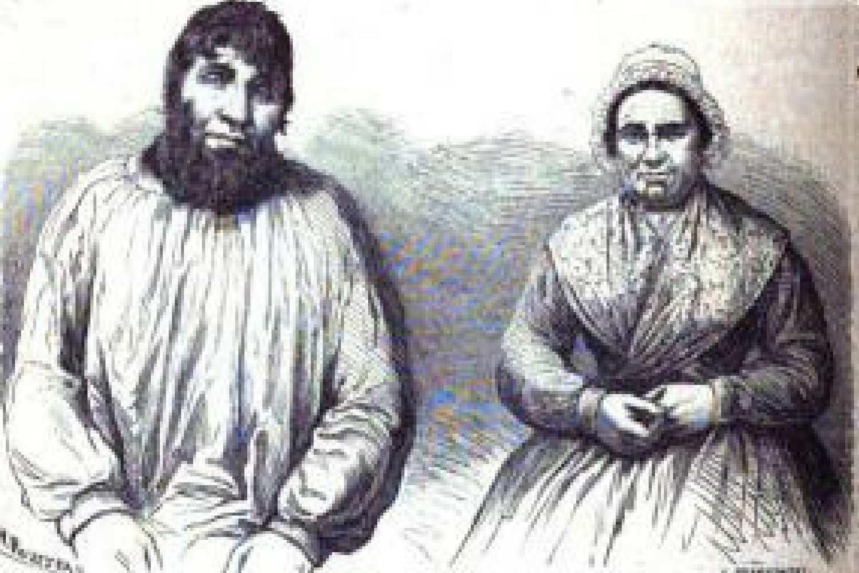 Martin Dumollard and Wife