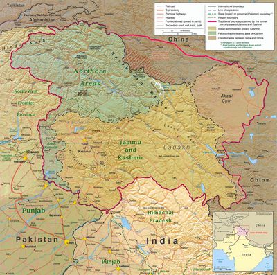 the india pakistan conflict an overview Ever wondered why in the world does pakistan support, finance, train and arm terrorists in south asia as a  1947–48: the only proper india pakistan war ever.
