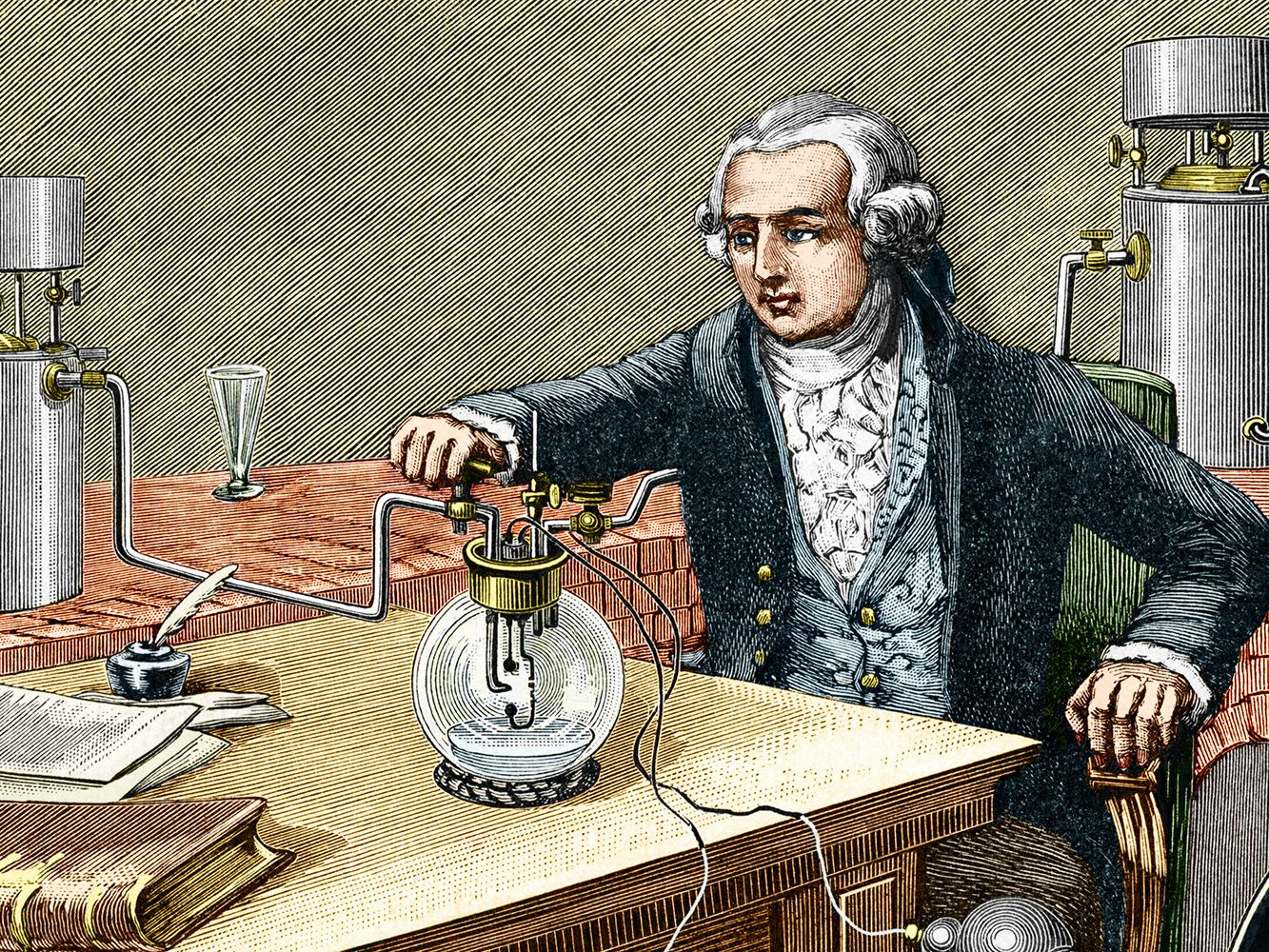 Who Is the Father of Chemistry?