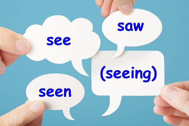 principal parts of a verb