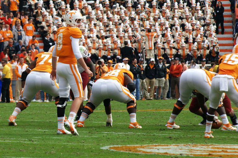 University of Tennessee Football