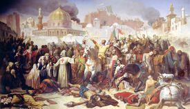 Counquest of Jeusalem (1099)