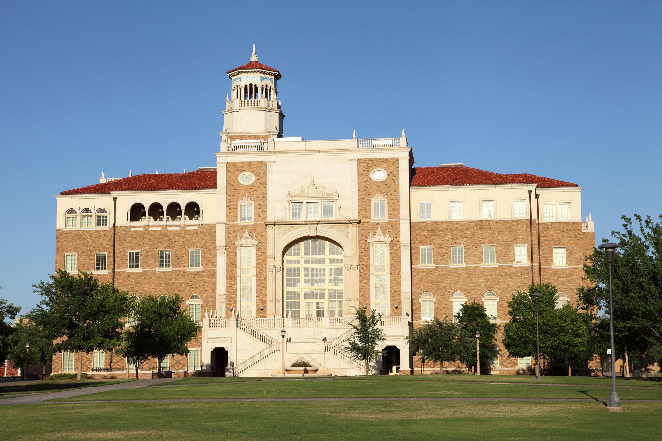 Texas Tech Acceptance Rate Sat Act Scores Gpa