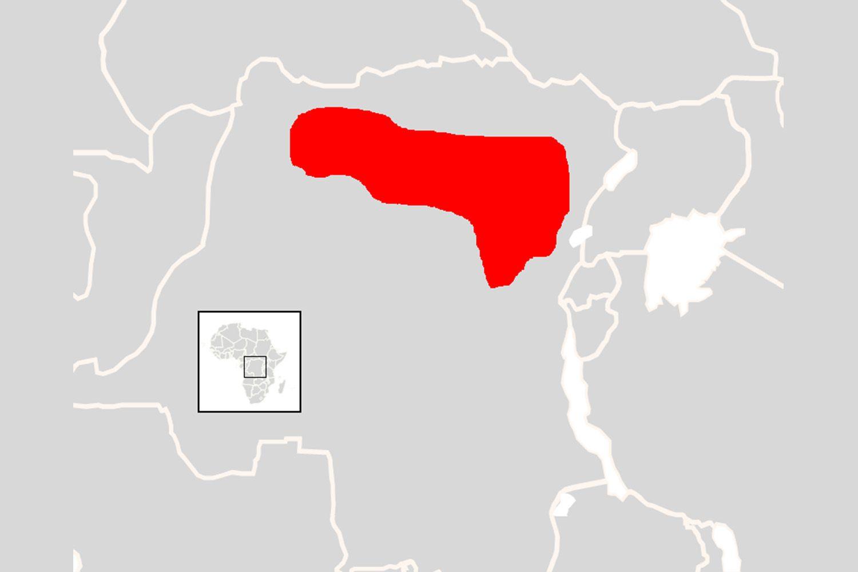 Χάρτης διανομής Okapi