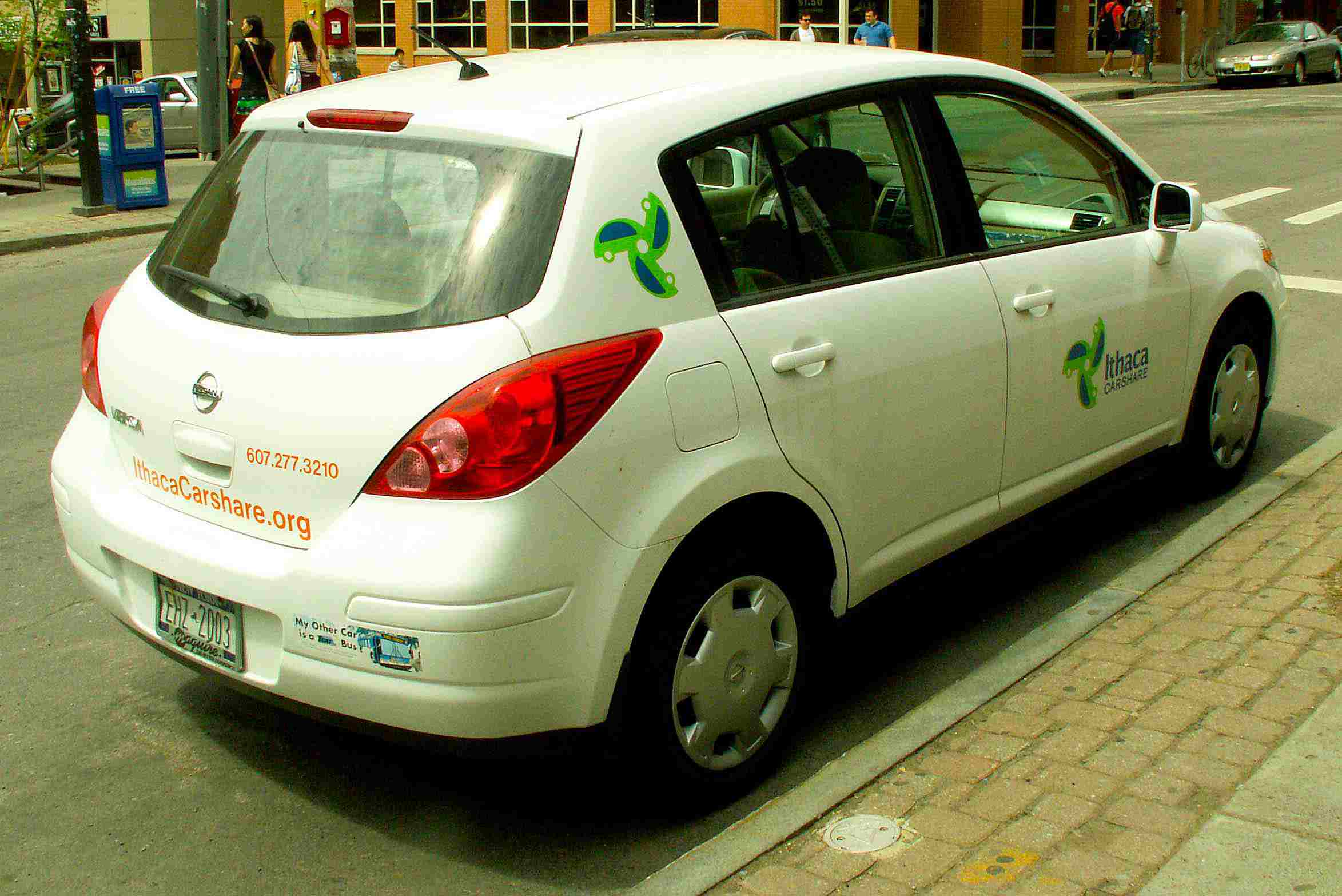 Ithaca Car Share