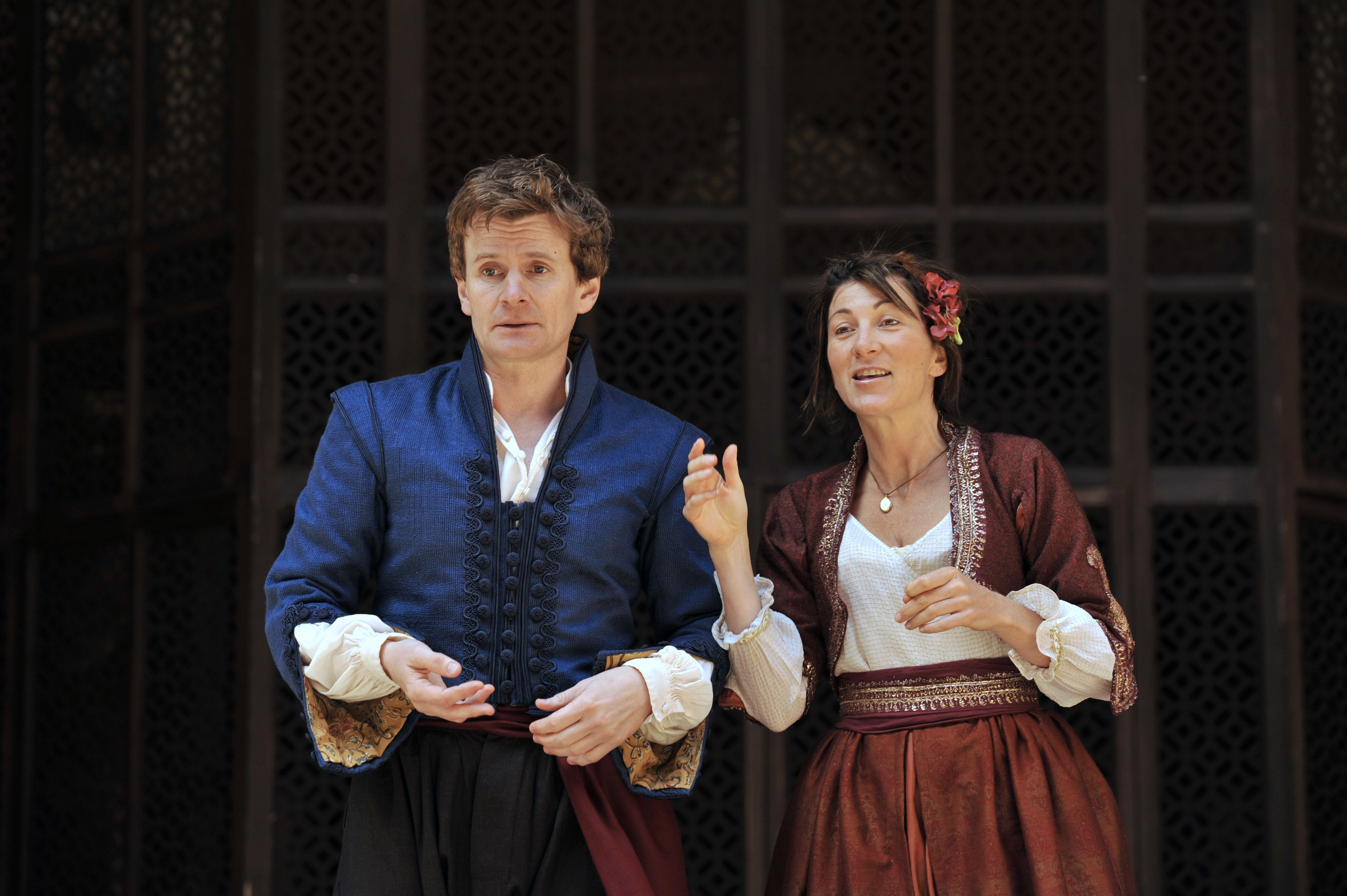 UK -'Much Ado About Nothing' performance in London