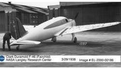 Duramold aircraft