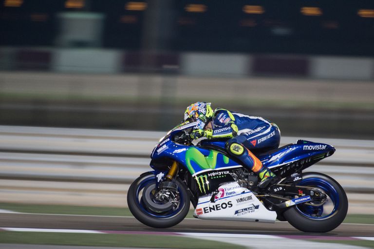 Final MotoGP Pre-season Test Held at Losail Circuit, Qatar
