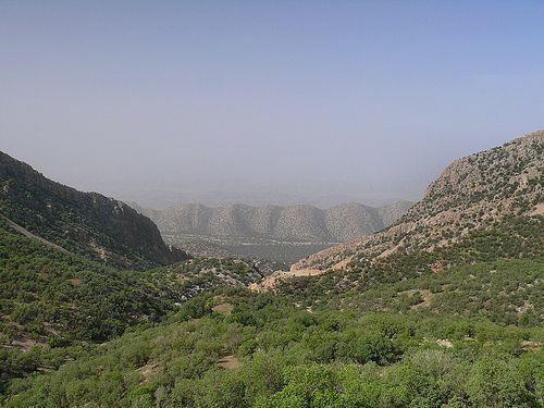 Zagros Mountains of Iraq