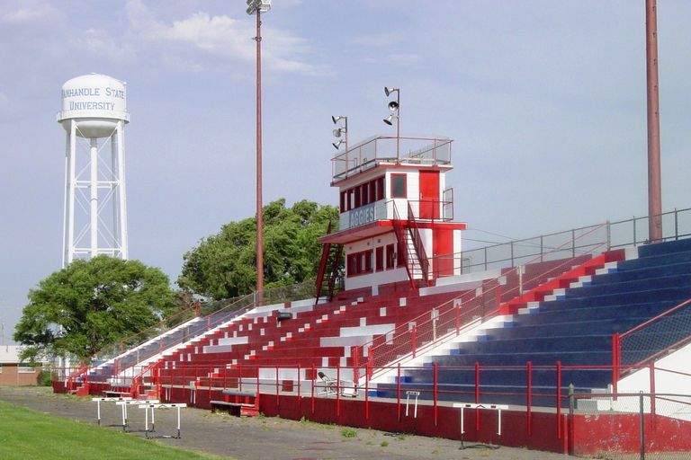 Oklahoma Panhandle State University Stadium