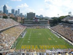 Georgia Tech Football Stadium