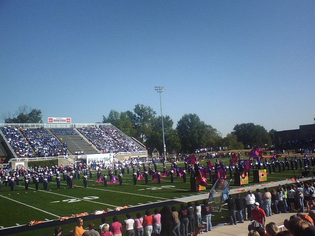 UT Martin Skyhawk Marching Band