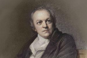 William Blake British poet