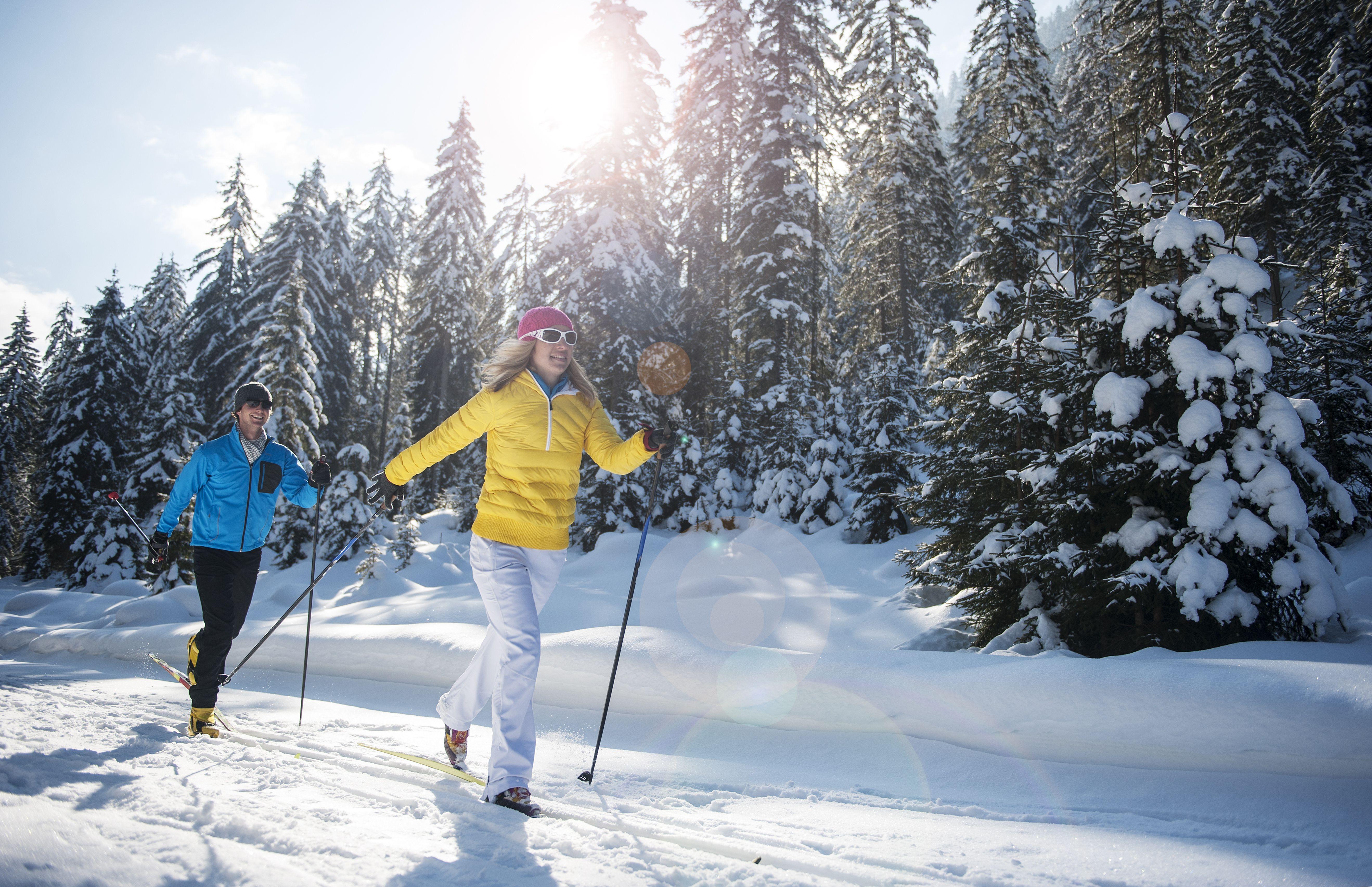cross-country skiing 101